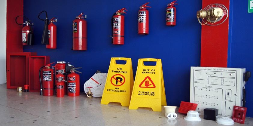 Sistemas de protecci n contra incendios detecfire for Pinturas proteccion contra incendios